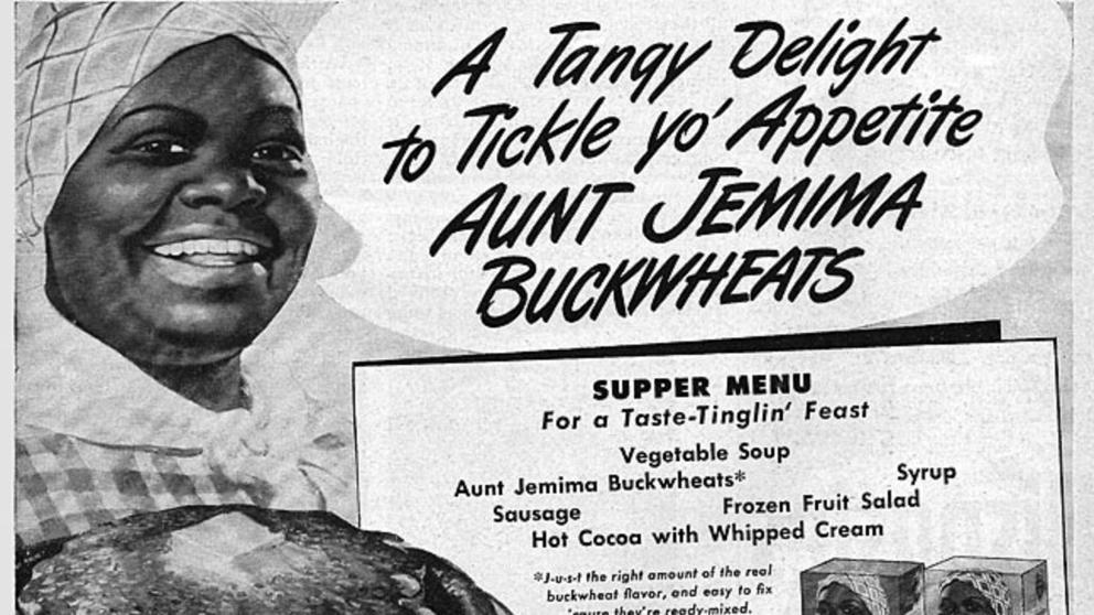 Adiós a la marca 'Aunt Jemima' por su carga racista