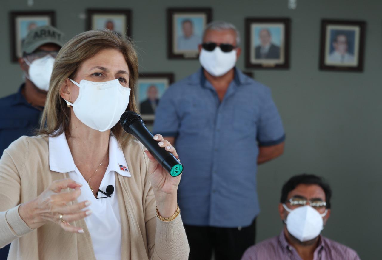 Raquel Peña dice gobierno de Abinader garantizará sostenibilidad ambiental