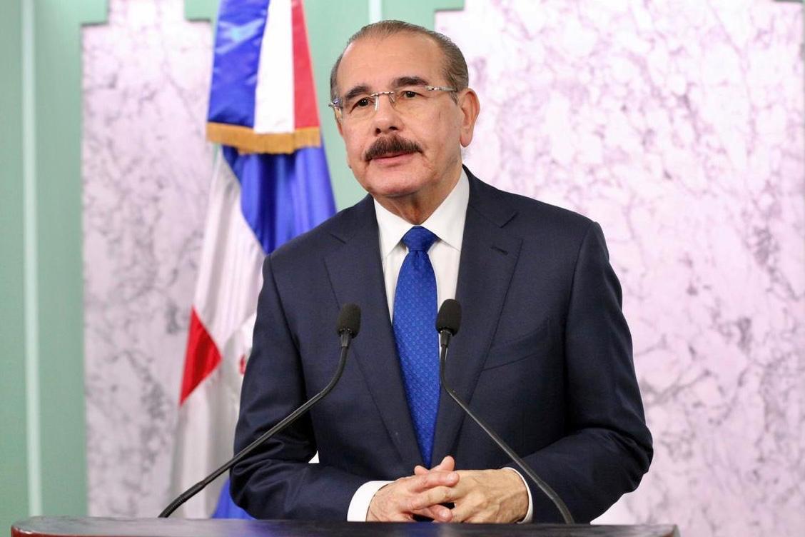 """Danilo Medina: """"Ya no habrá más extensión del toque de queda ni del estado de emergencia"""""""