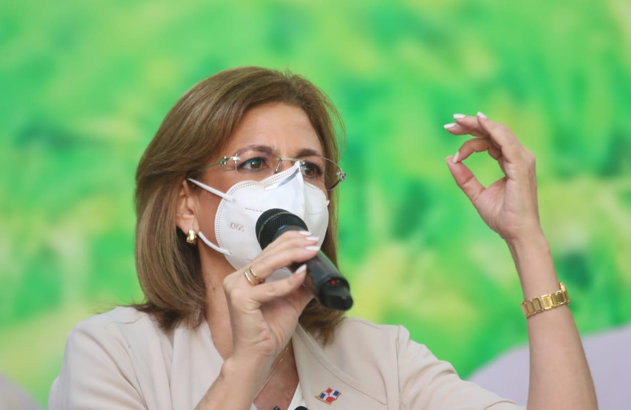 """Raquel Peña: """"Es urgente llevar la tecnología al campo para la competitividad agropecuaria"""""""