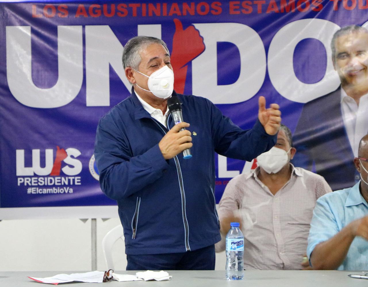 Roberto Salcedo afirma Luis Abinader ganará en primera vuelta