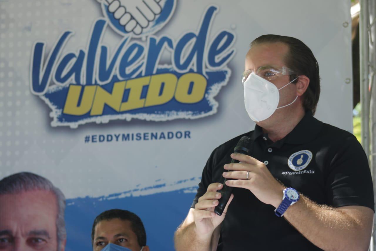 """José Paliza: """"La mejor manera de proteger nuestra frontera es con la generación de empleos"""""""