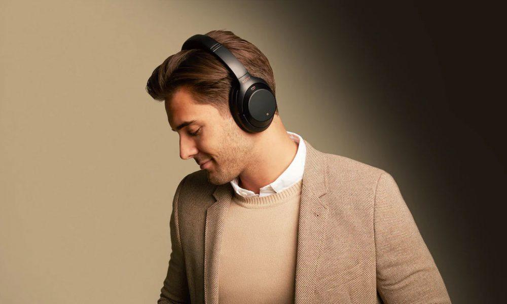 Los nuevos auriculares con cancelación de ruido de Sony permitirían conectarse a múltiples dispositivos a la vez