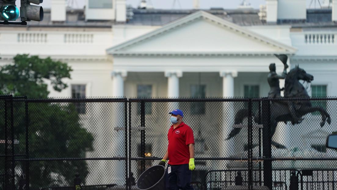 La Casa Blanca no se arrepiente del trato a manifestantes el lunes en Washington