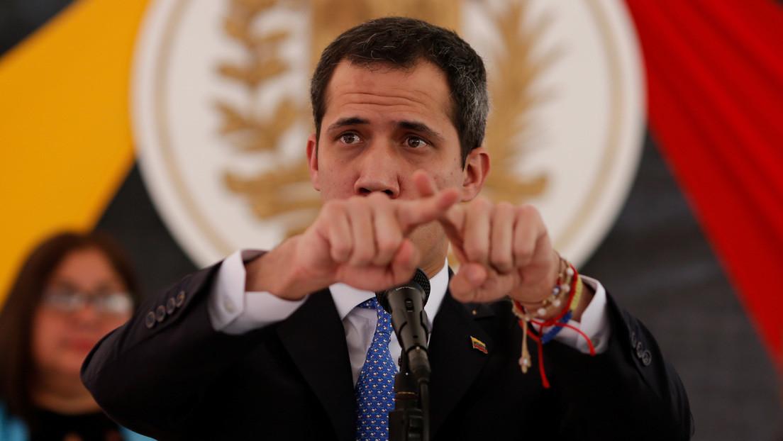 """Renuncia la representante del opositor venezolano Juan Guaidó en Chile por razones """"económicas"""""""