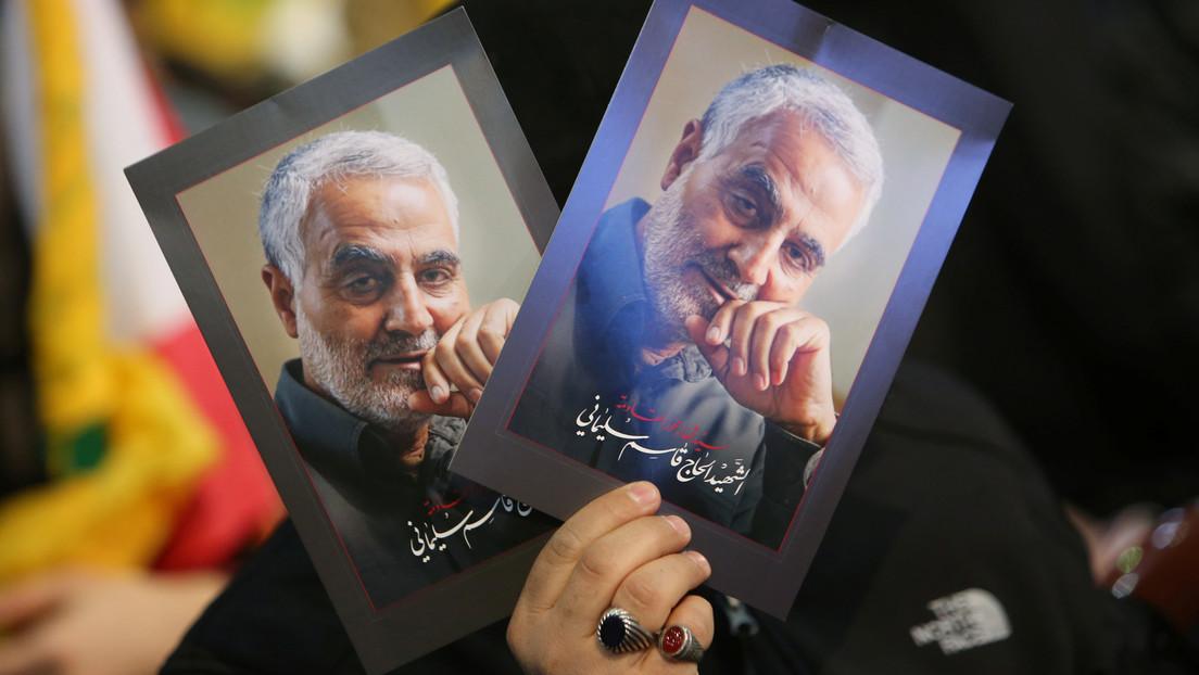 Irán ejecutará a un agente de la CIA involucrado en el asesinato de Soleimani
