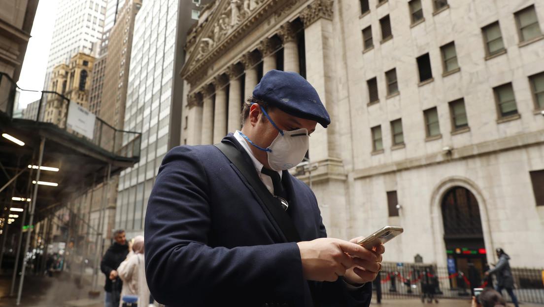 """""""La peor recesión desde la Segunda Guerra Mundial"""": La economía global se contraerá más del 5 % este año"""