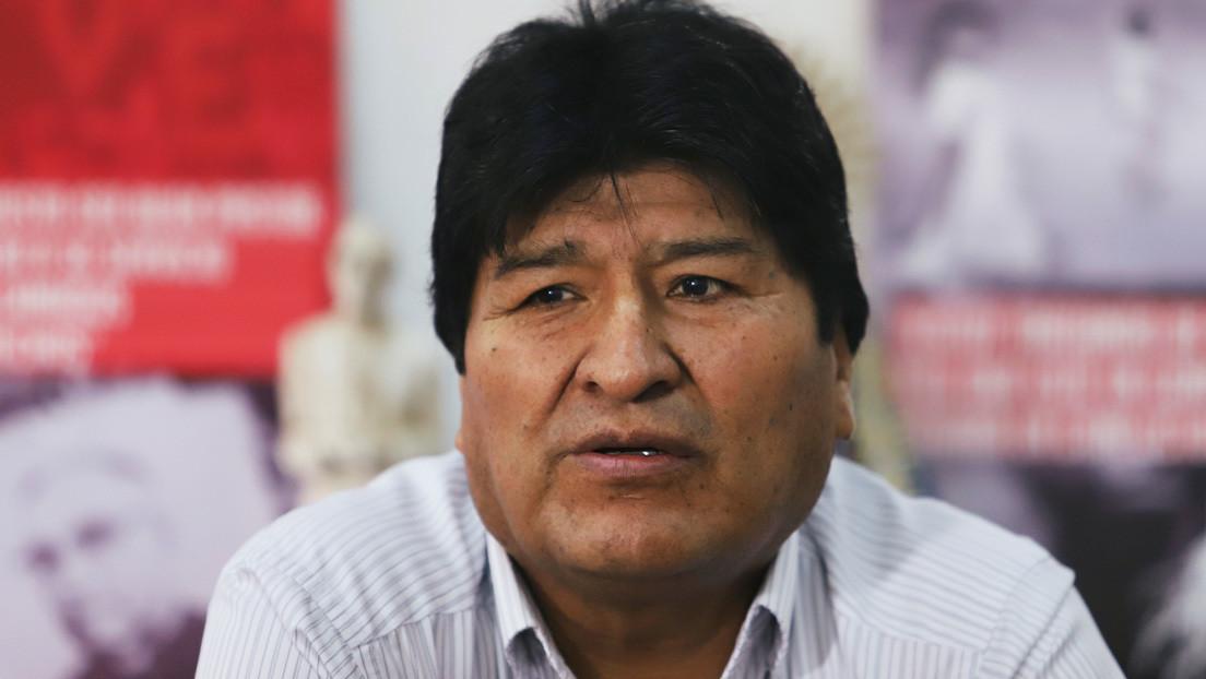 Evo Morales afirma que los embajadores de Brasil y la Unión Europea habrían participado en el golpe de Estado en su contra