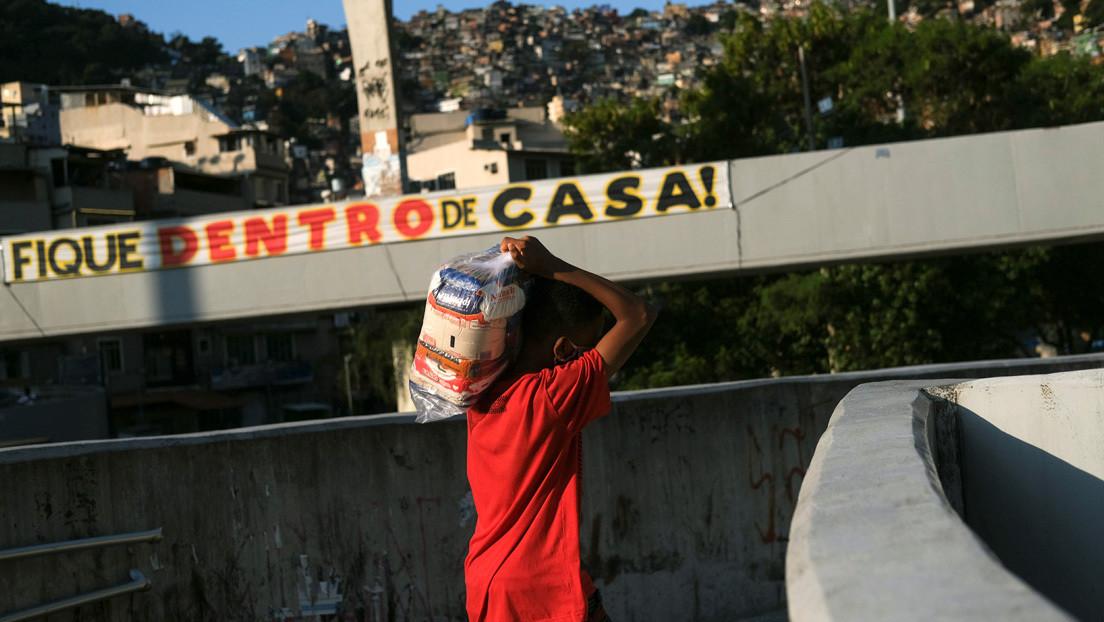 OIT y Cepal alertan que pandemia puede obligar a 326.000 menores de edad a ingresar al mercado laboral en América Latina