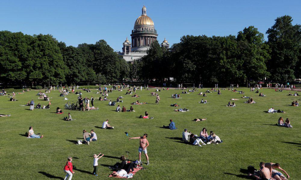 """Putin: """"Rusia sale de la situación del coronavirus con pérdidas mínimas"""""""