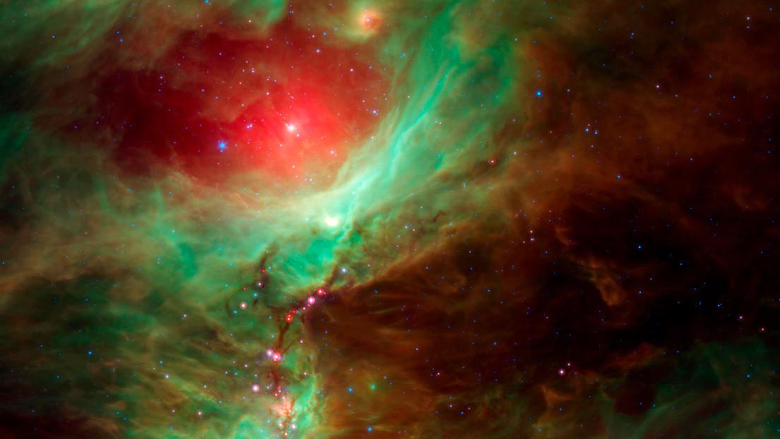Componentes básicos para la vida aparecen mucho antes de que nazcan las estrellas