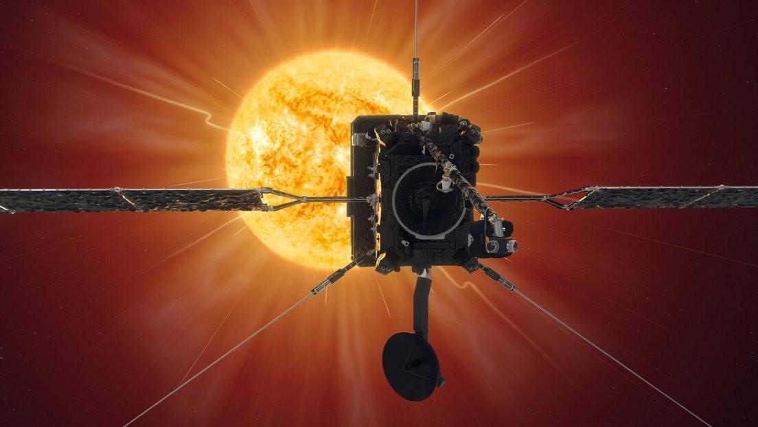 Más cerca que nunca del Sol: una nave europea pasa a 77 millones de kilómetros del astro