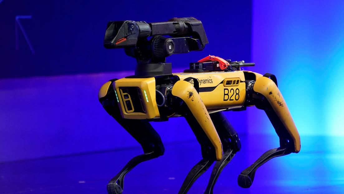 Boston Dynamics lanza al mercado a su 'perro robot' y este es su precio