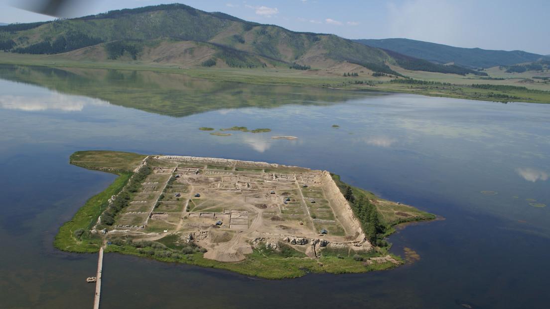 Descubren por qué una fortaleza construida en un lago en Siberia hace más de 1.300 años no fue nunca utilizada