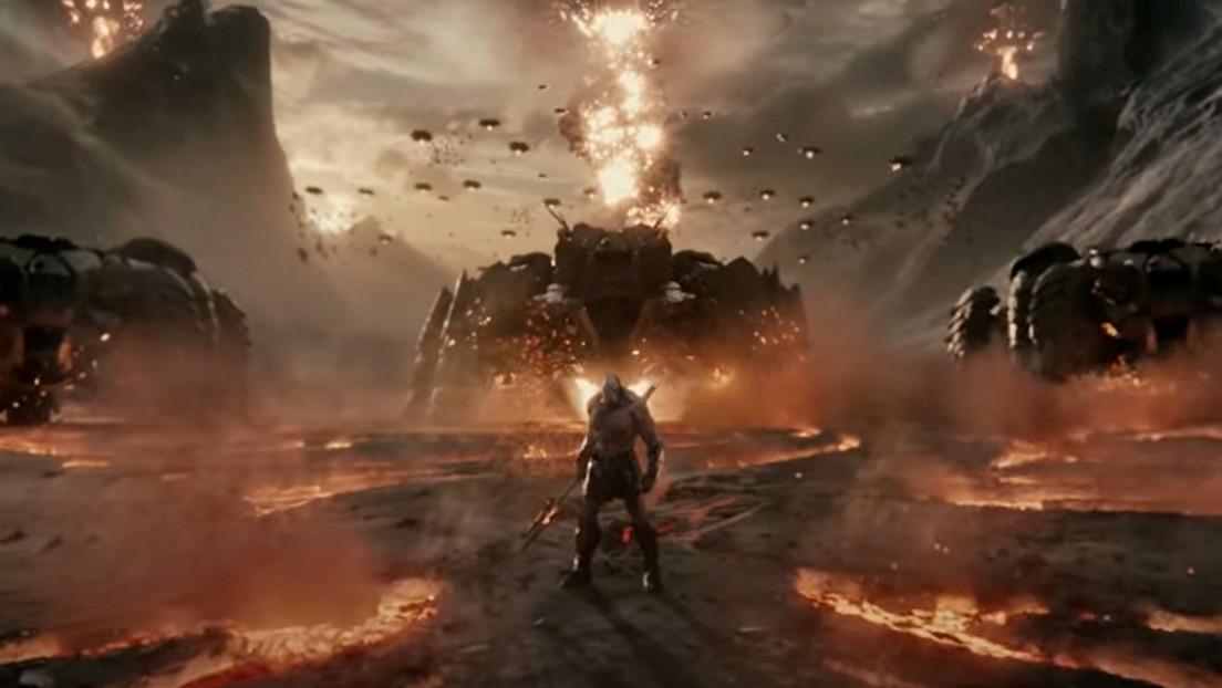Video | Publican el primer adelanto de la 'Liga de la Justicia' de Zack Snyder y muestra a un icónico villano al que el público aún no ha visto