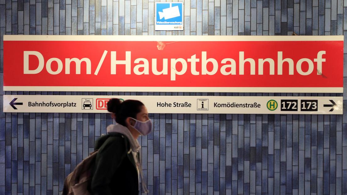 Alemania registra el mayor aumento diario de infectados por Covid-19 en un mes