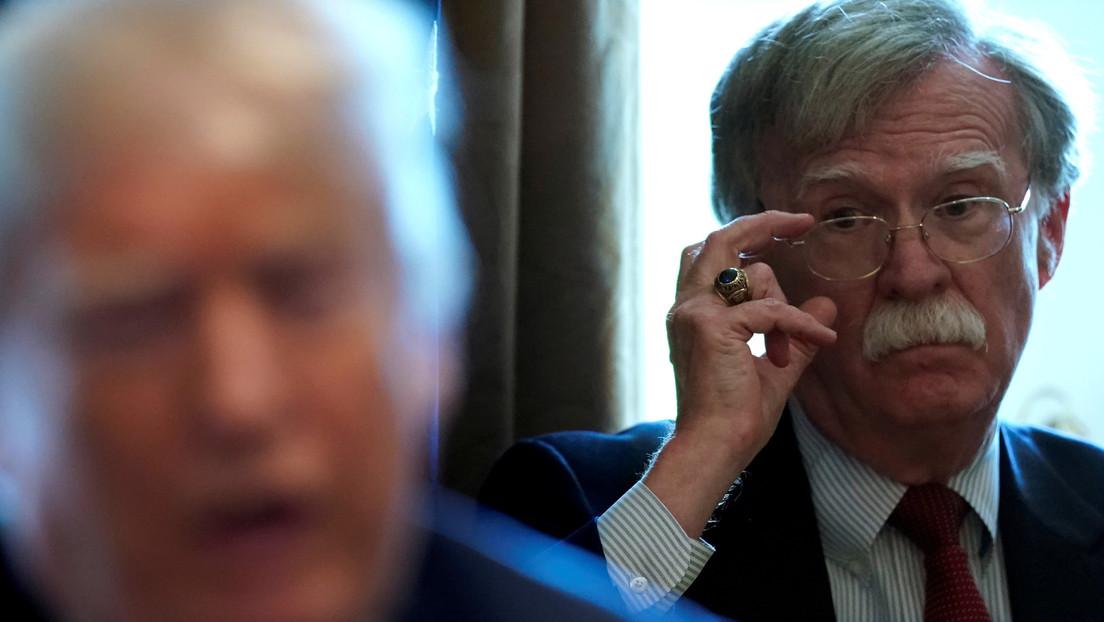 Bolton afirma estar dispuesto a testificar sobre la supuesta solicitud de ayuda de Trump a China para ser reelegido