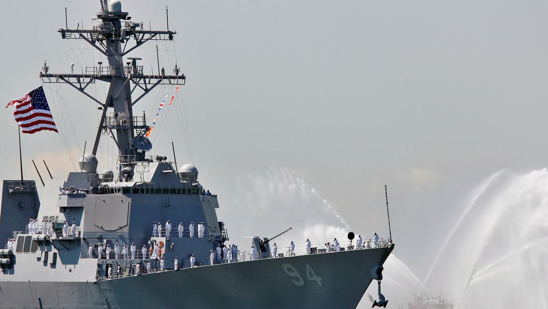 Caracas advierte a EE.UU. sobre una respuesta militar si sus buques navegan en aguas venezolanas