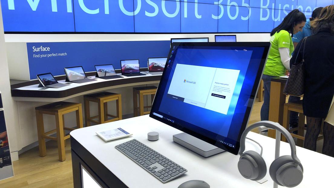 Microsoft cerrará casi todas sus tiendas de forma permanente