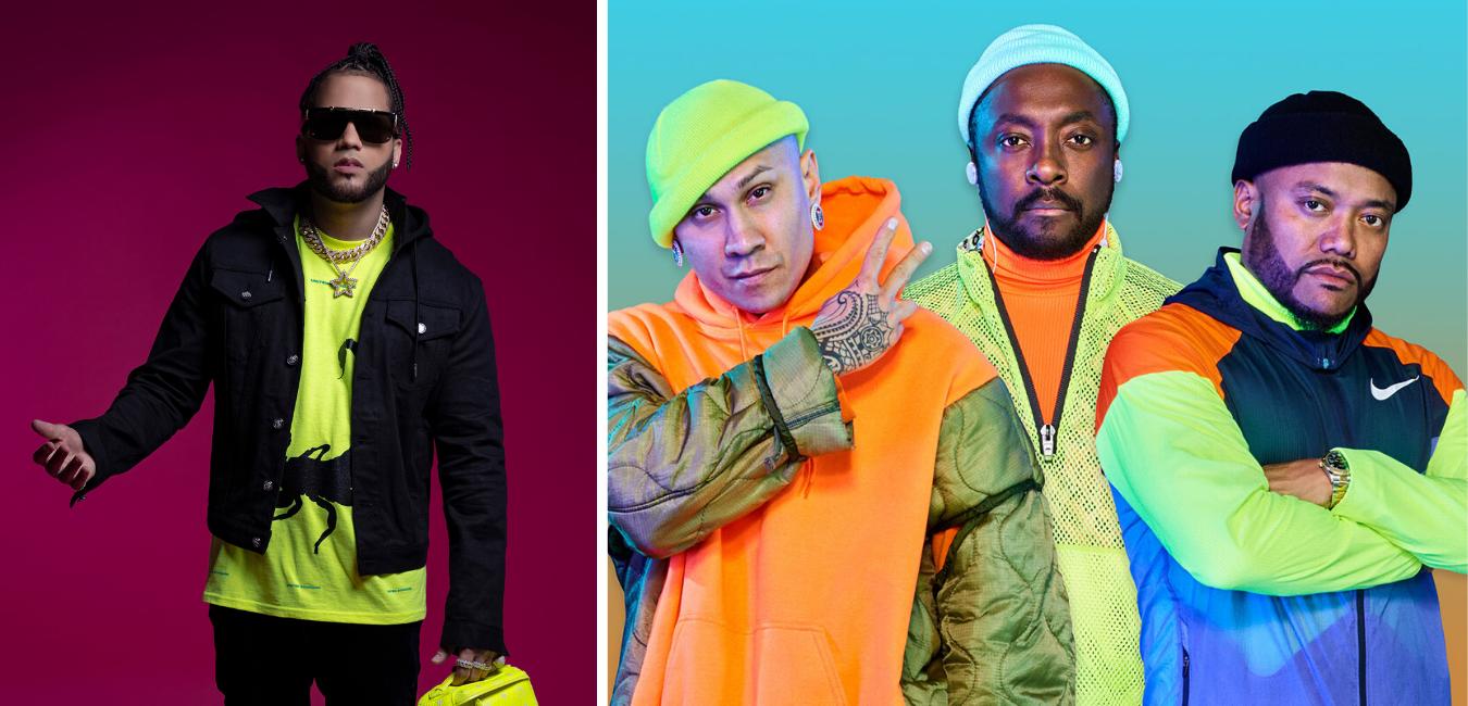 """""""No Mañana"""", lo nuevo de El Alfa y Black Eyed Peas"""