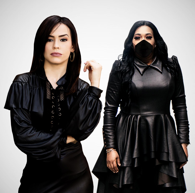 """Sarah La Profeta e Isabelle Valdez presentan tema musical """"No tengo miedo"""""""
