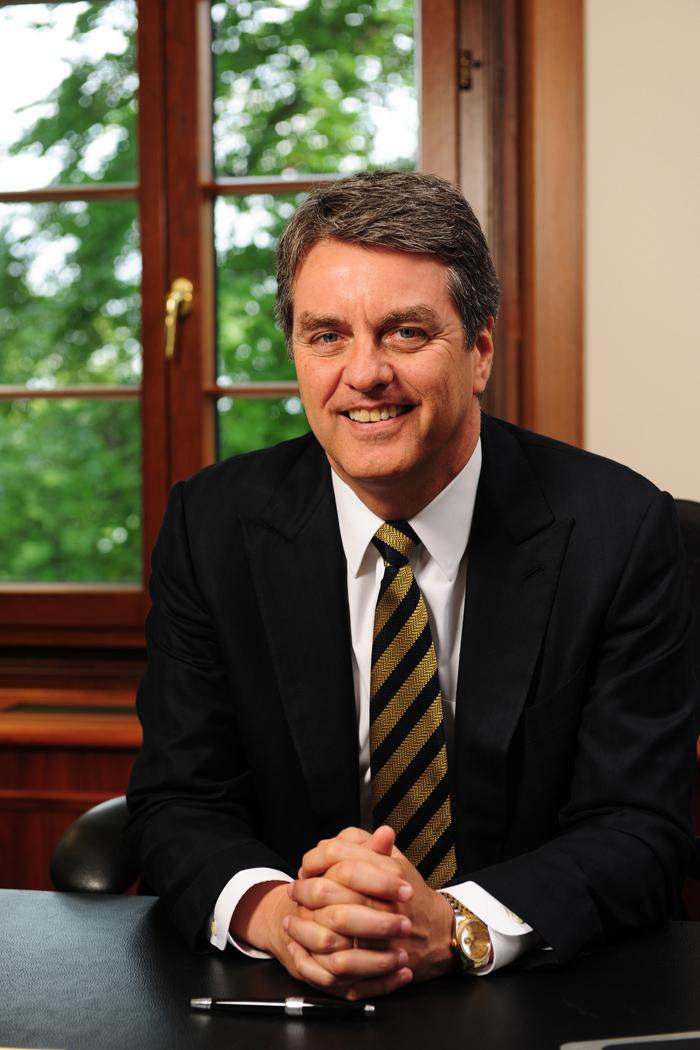 Director de la OMC disertará por primera vez en RD en Día del Exportador