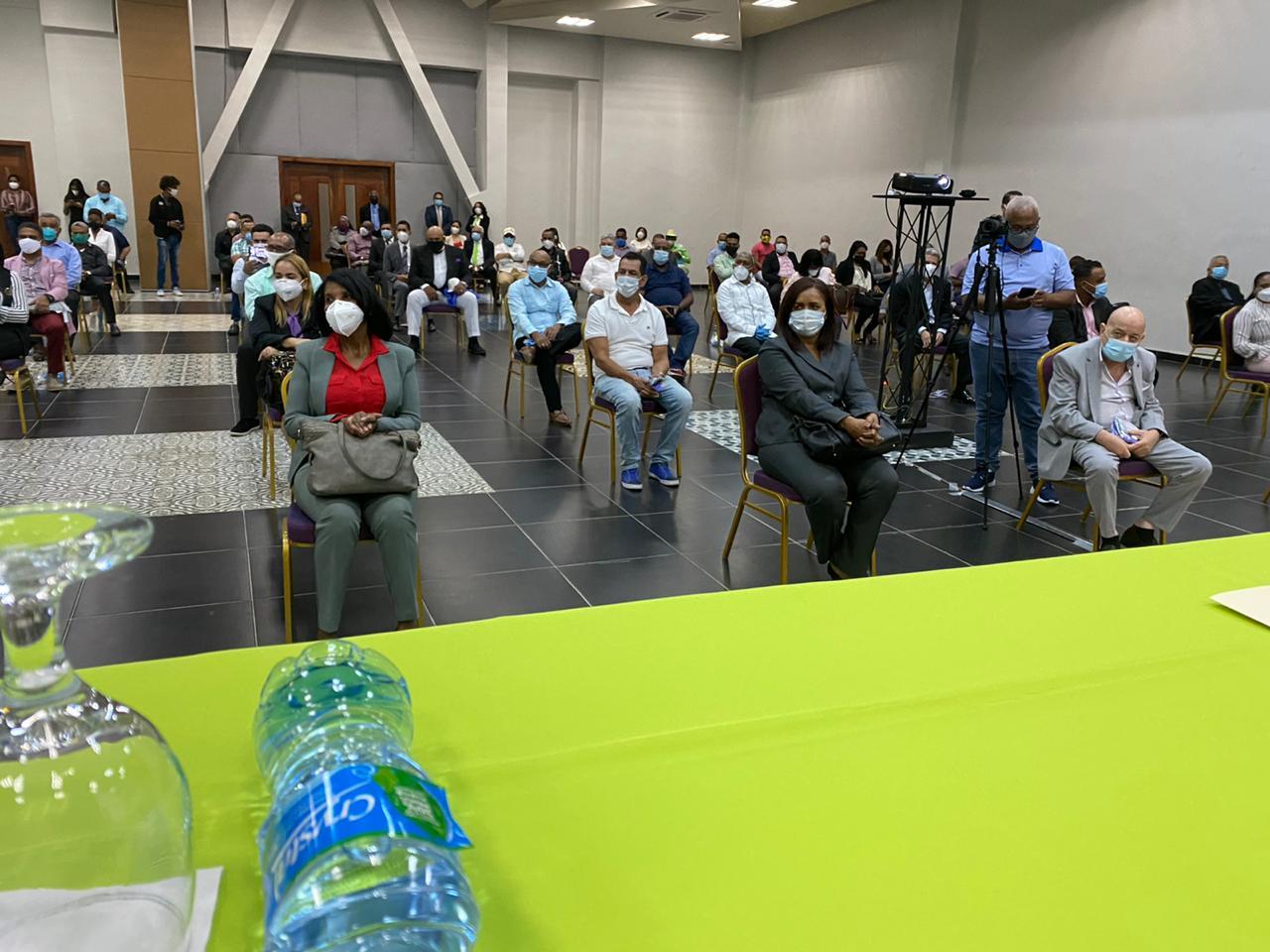 Partido Verde Dominicano anuncia apoyo a candidatura de Gonzalo Castillo