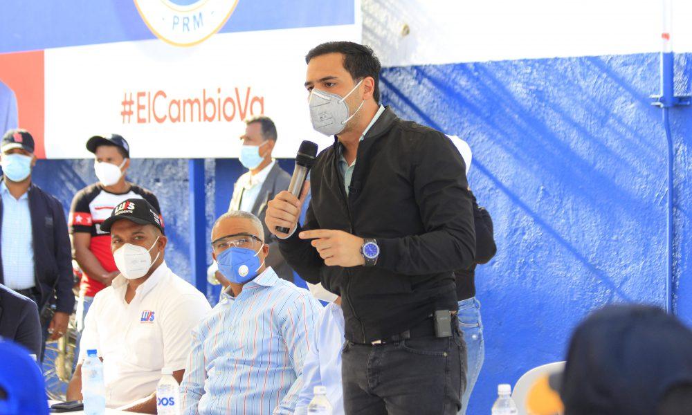 """Roberto Salcedo: Los """"guardianes del cambio y la unidad"""" no se detienen"""