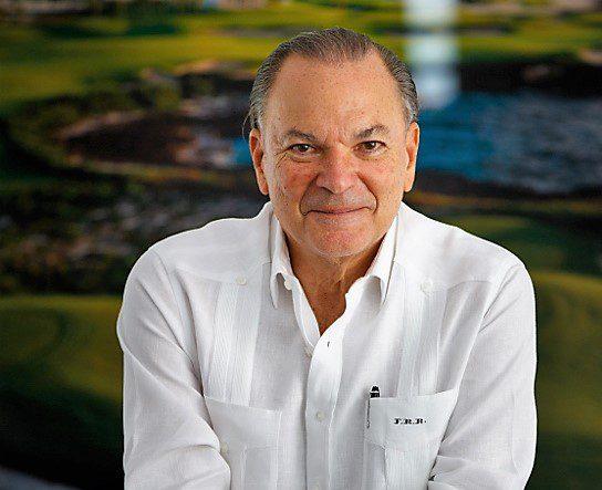 """""""Punta Cana fue pensada para facilitar el distanciamiento"""", afirma Frank Rainieri"""