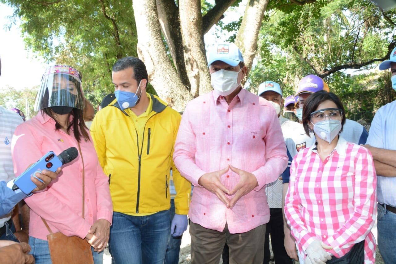 CAASD interviene cañada de Arroyo Hondo para beneficiar salud de sus moradores
