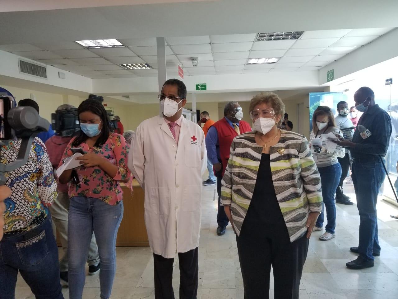 Cruz Roja Dominicana conmemora Dia Mundial del Donante Voluntario de Sangre