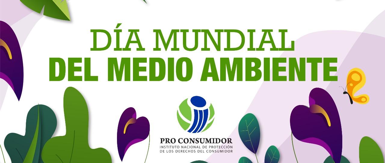 ProConsumidor promueve el derecho de todos a vivir en un ambiente digno  y sano