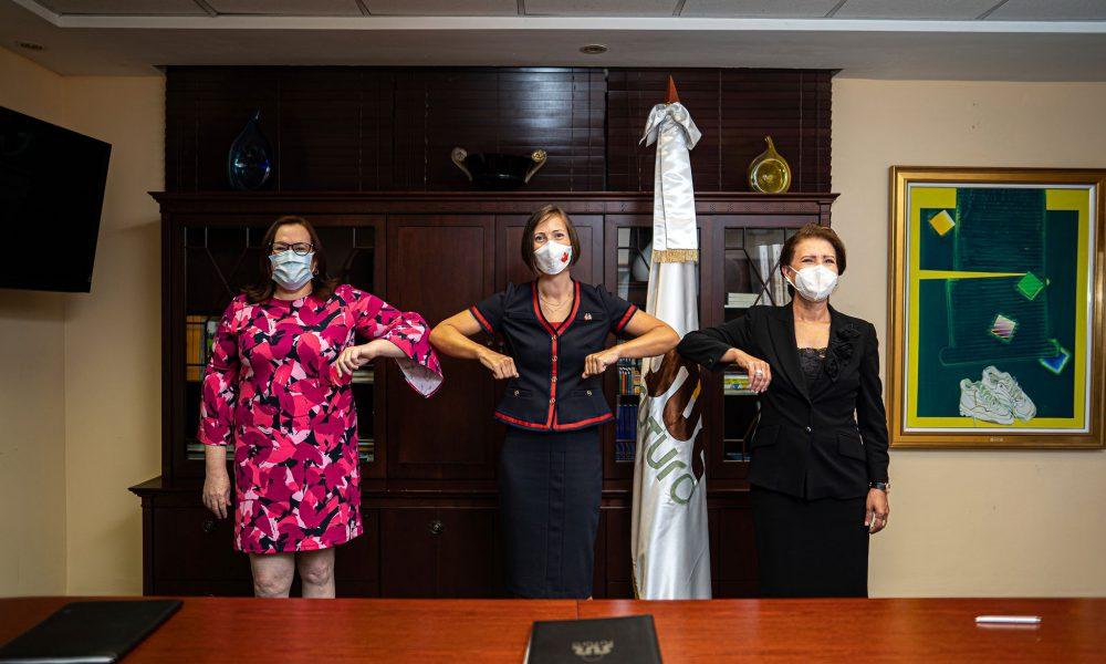 Sur Futuro, Embajada de Canadá y Ministerio de la Mujer se unen para enfrentar riesgo de Covid-19 y violencia de género en San Cristóbal
