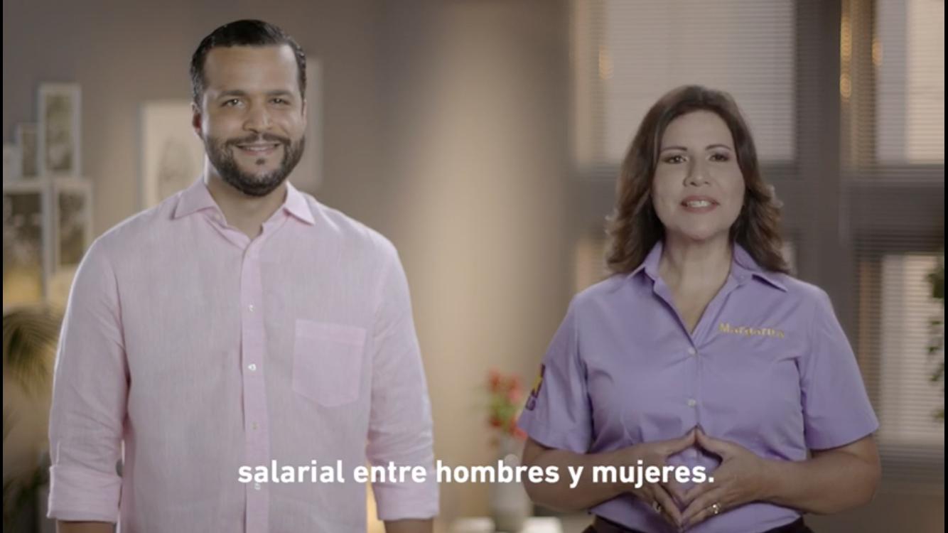 Video | Margarita Cedeño lanza campaña en apoyo a Rafael Paz a senador