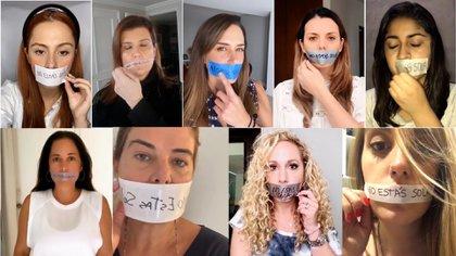 #NoEstásSola: la iniciativa latinoamericana para ayudar a mujeres que sufren violencia doméstica