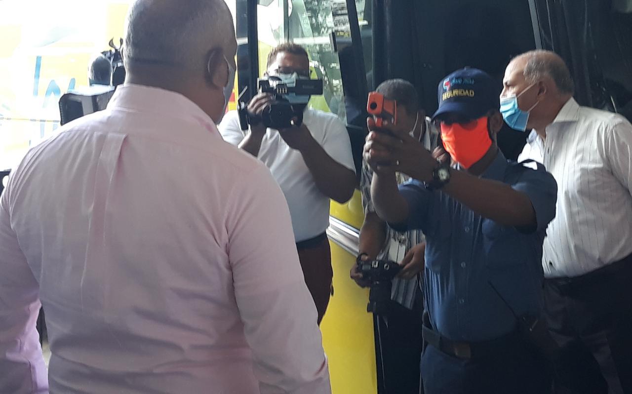 Video | Caribe Tours reanuda servicios transporte interurbano