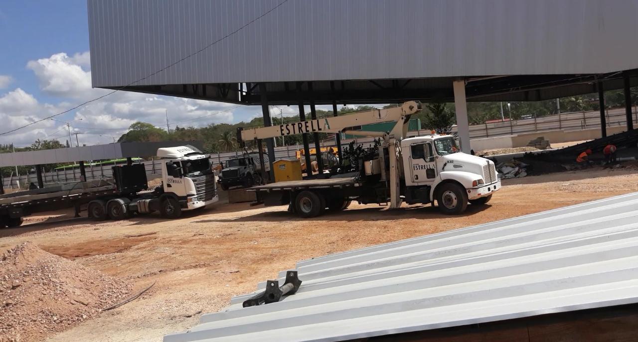 Video | Emplazan a Manuel Jiménez para que paralice construcción de terminal de autobuses en área protegida