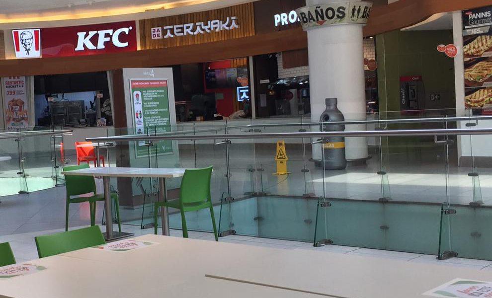 Restaurantes en Ágora Mall listos para recibir sus comensales bajo estrictas medidas de precaución