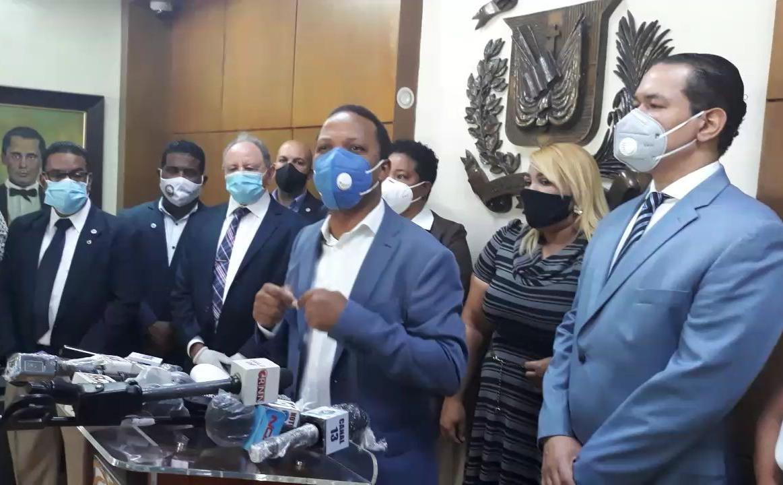 Video | País Posible exige a JCE cumplir con ley en cuanto a la acreditación de delegados