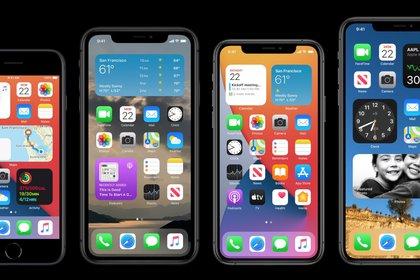 iOS 14: cuándo llega y con qué modelos de iPhone es compatible