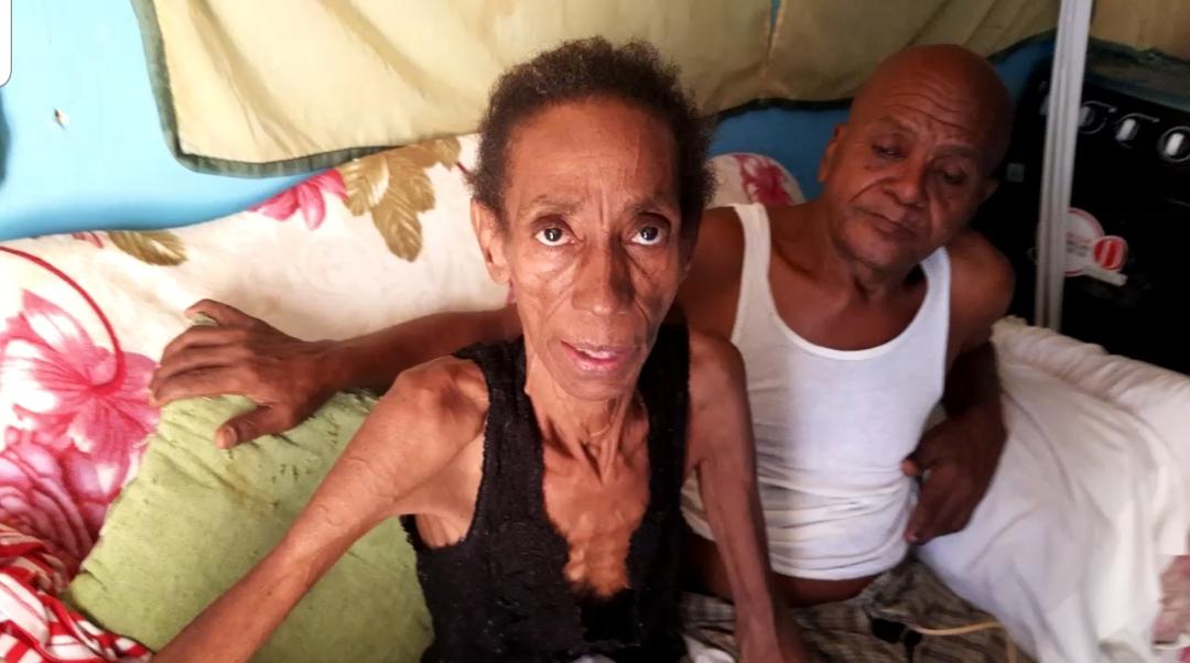 Video | Pareja que padece de cáncer solicita ayuda para enfrentar la enfermedad