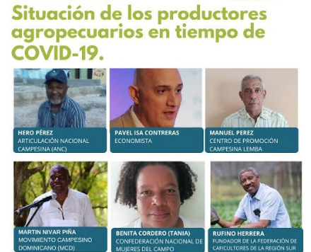 Productores agropecuarios afirman sentirse olvidados por autoridades del Gobierno