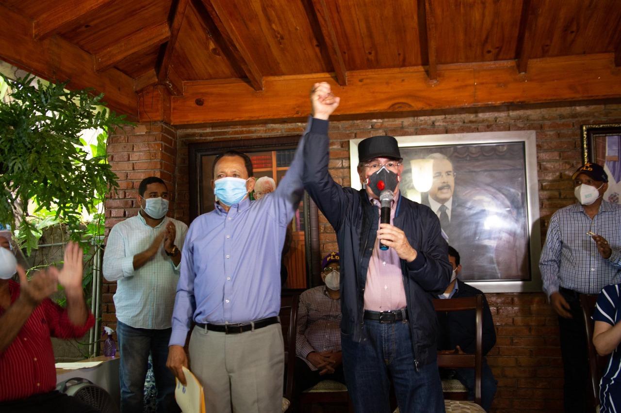 Video | Danilo Medina proclama en Dajabón que Gonzalo será Presidente y Goyo senador