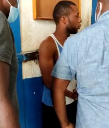 Video | Autoridades capturan prófugo implicado en muerte de una joven en Elías Piña