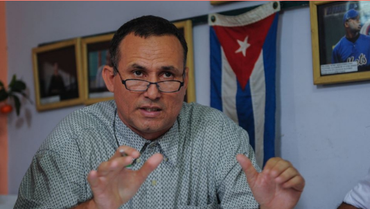 El líder cubano José Daniel Ferrer fue reconocido en EEUU con la medalla Truman-Reagan por su defensa de los derechos humanos