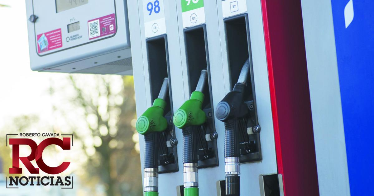 Suben de precio todos los combustibles