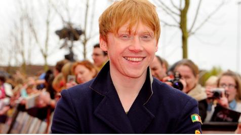 """Rupert Grint, el actor de """"Harry Potter"""" que tiene otra millonaria profesión desconocida por todos"""