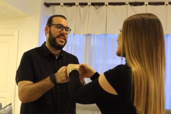 Video | Alexandra Hatcu respalda candidatura de Víctor Gómez