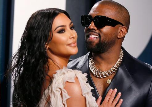 El rapero Kanye West sigue el camino de su esposa Kim Kardashian y lanza su propia línea de belleza