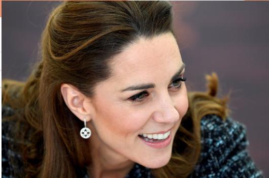 Kate Middleton no siente la presión pública como futura reina de Inglaterra y se muestra imparable en su camino a la corona